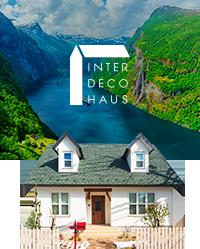 家と恋する、北欧・南欧の家